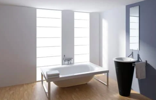 this image shows san ramon ca bath tub