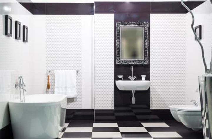 this is an image of a remodeled bathroom